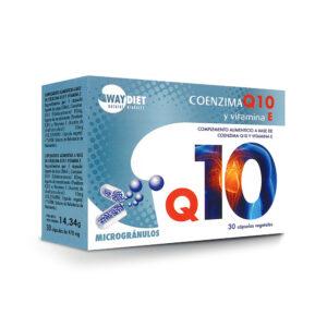 COENZIMA Q10 + Vitamina E