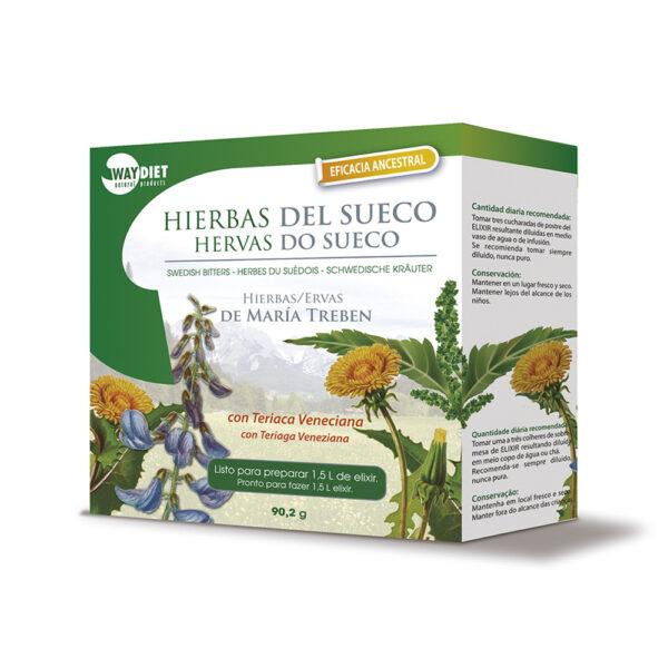 HIERBAS DEL SUECO