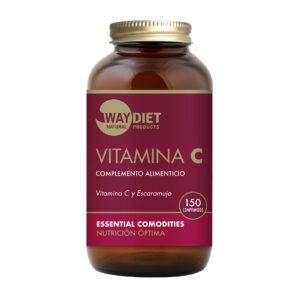 VITAMINA C 150 comprimidos