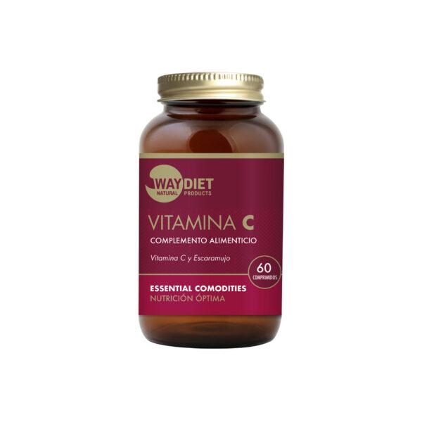 VITAMINA C 60 comprimidos