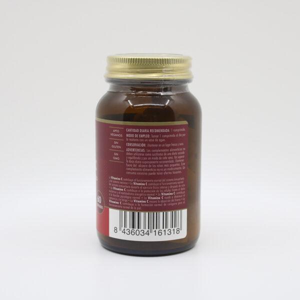 VITAMINA C 60 comprimidos 2