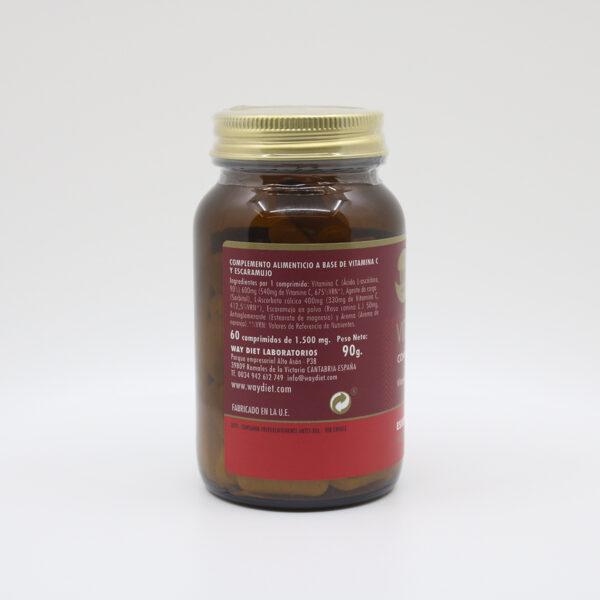 VITAMINA C 60 comprimidos 3
