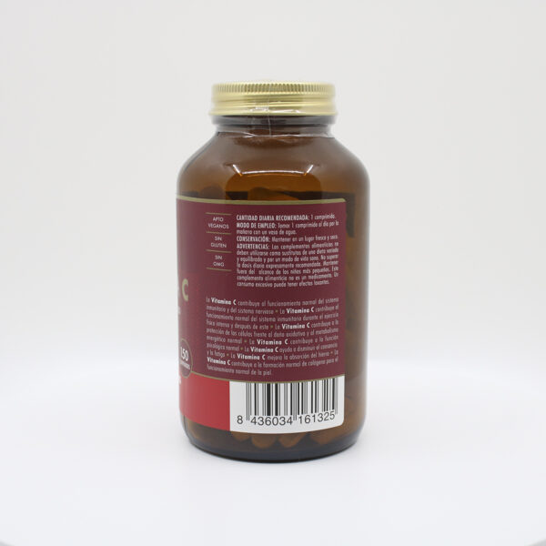VITAMINA C 150 comprimidos 2