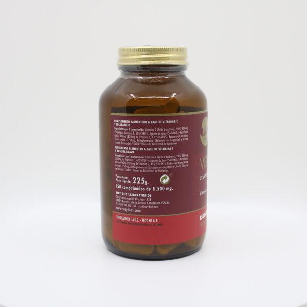 VITAMINA C 150 comprimidos 3